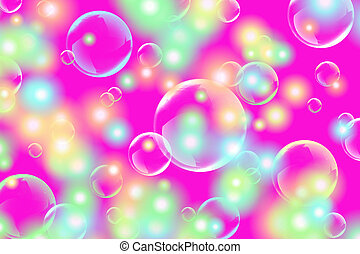 Abstract. Soap bubbles