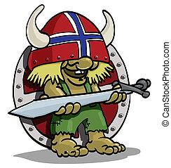 troll - Norwegians troll brings good luck