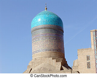 Historical building - Historical asian muslim building in...