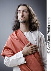personificación, Jesús, Cristo