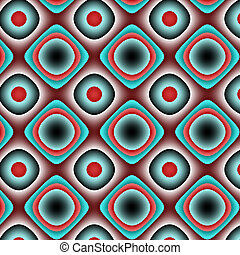 Low-key styled pattern - Austere texture with minimum...