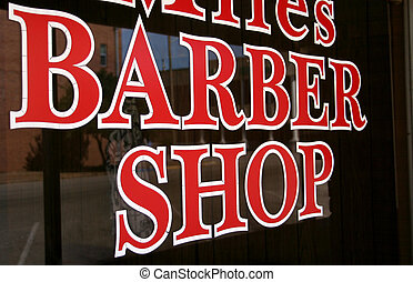 Barbershop - Jacksonville, TX - September 2011