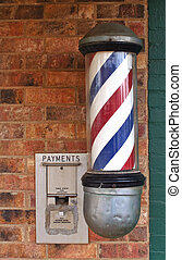 Barbershop - Troup, TX - July 2011