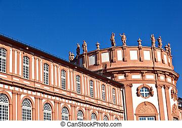 famous Biebrich Palace