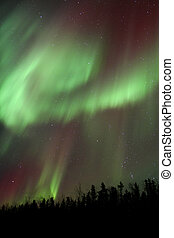 Awesome Aurora Borealis, Northern - Excellent Aurora...