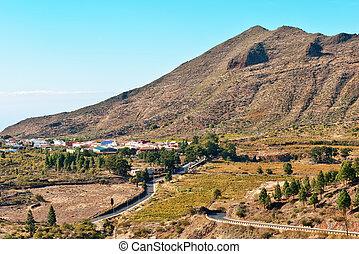 Tamaimo, Tenerife - The small town of Tamaimo, Tenerife