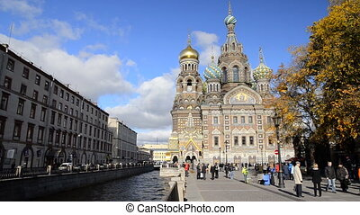 Savior of the Spilled Blood - Church of the Savior of the...