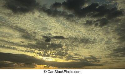Evening Sky   - Evening Sky