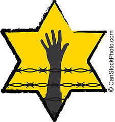 Holocaust - The Holocaust symbol