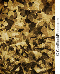 Camouflage abstract background