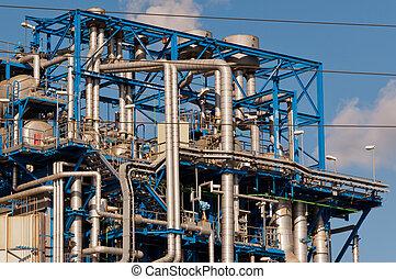Industrial pipelines