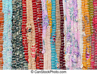 patchwork fabric background