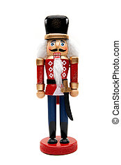 Christmas Nutcracker - Traditional Figurine Christmas...