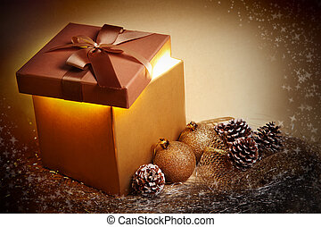 Natal, Ouro, PRESENTE