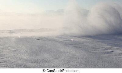 car drifting on ice