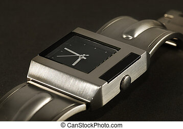 Modern mens watch
