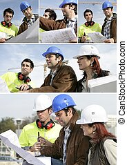 Architect and surveyor