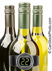 Red Wine Thermometer