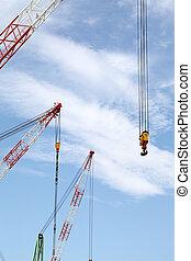 cranes - ndustrial hoisting cranes