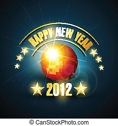happy new year music style