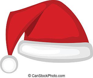Santa Hat - Red Santa Hat