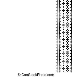 Pixel decor