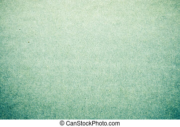 Old green paper texture for background