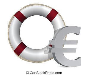 3d concept problem of the crisis