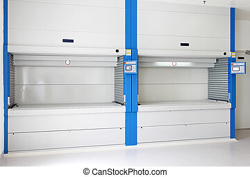 Vertical carousels - Vertical carousel space saver for...