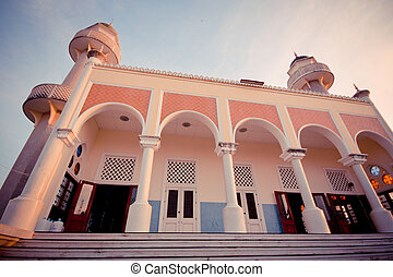 Mosque of Islam pattani Province, Thailand
