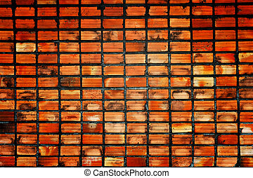 Brick walls - brick walls of the old block