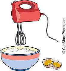 Recipe - Cooking ingredients
