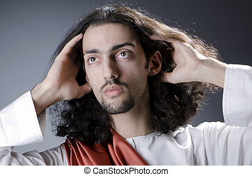 Cristo, personificación,  Jesús