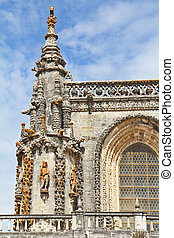 The Knights Templar in Tomar - The monastery-fortress of the...