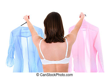Which shirt to choose?