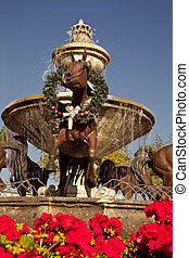 Famous Scottsdale Fountain