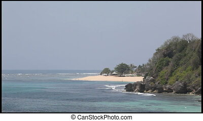 Nusa Dua  - Beautiful coast with calm ocean