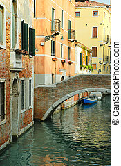 Along the streets of Venice Series