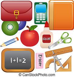 School Supplies - back to school supplies
