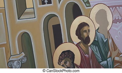 Orthodox icon. Iconography.