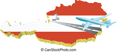Air travel in Austria