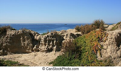 San Clemente Ocean View and Geology
