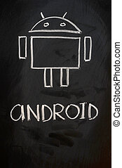 Android - Handwriting of Android