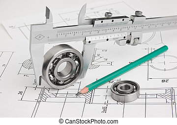 tools and mechanisms detail on the background of technical...