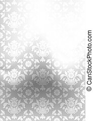 Background blur, ornament backdrop gray, gradient mesh