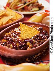 Mexican chili bean