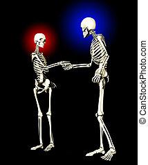 Skeletons Meeting