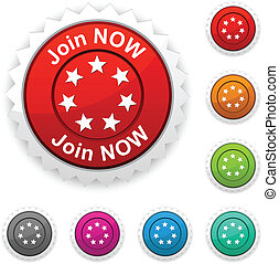 Join now award.