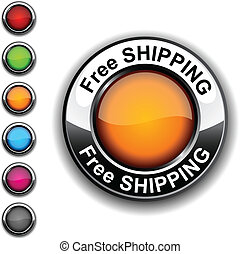 Free shipping button.