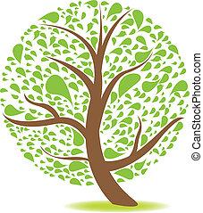 Green Natural Tree